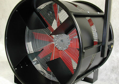 24 inch fan front