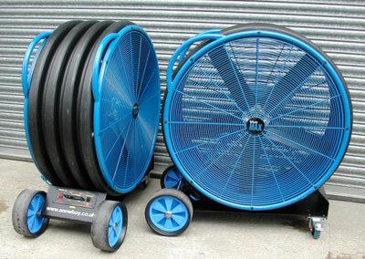 38 inch fans
