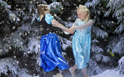 Rubie's Disney Frozen Dresses Commercial