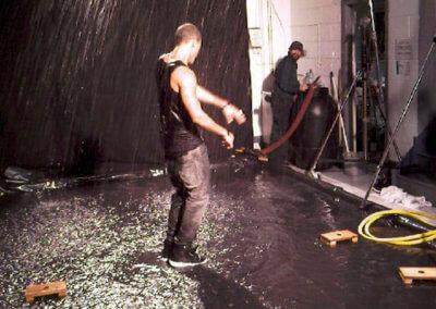 JLS - studio rain