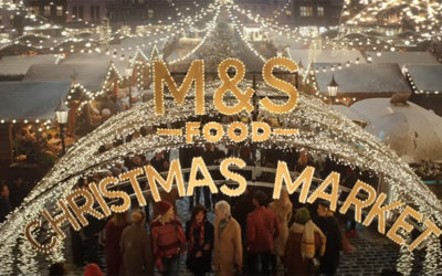 M&S Food – Christmas Advert 2019